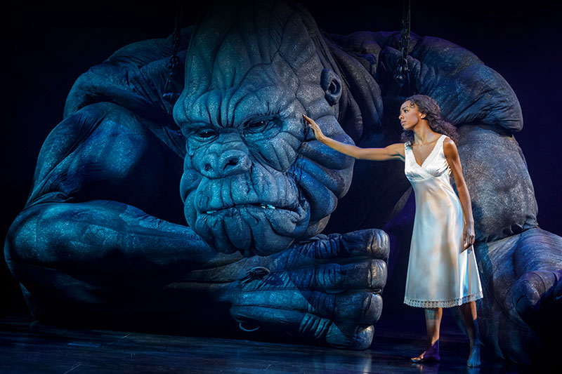 King Kong - Official Broadway Site - Get Tickets